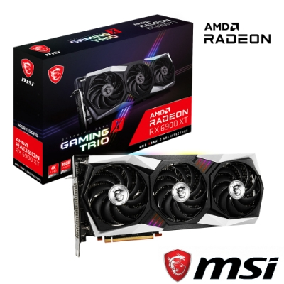 MSI微星 Radeon RX 6900 XT