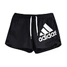 【時時樂限定】ADIDAS 女 SHORTS BOS 運動短褲 真理褲