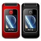 mto M379 3G雙螢幕折疊式手機