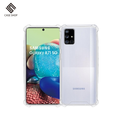 CASE SHOP SAMSUNG Galaxy A71(5G) 專用FORTIFY抗震防刮保護殼