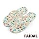 Paidal 繽紛海灘季夾腳涼拖鞋-鵝黃米 product thumbnail 1