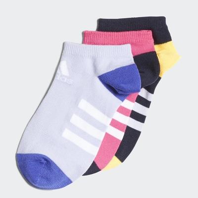 adidas 低筒襪 3 雙入 男童/女童 GV3399