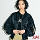 X-girl CROPPED L2B JACKET飛行外套-黑 product thumbnail 1