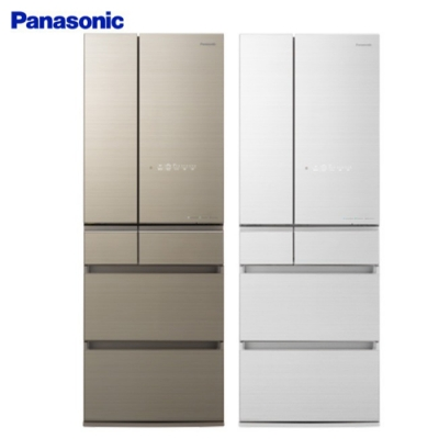 Panasonic 國際牌 日製六門500L一級電冰箱 NR-F505HX