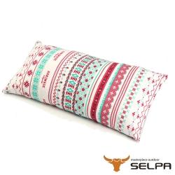【韓國SELPA】民族風多用途便攜枕/露營枕
