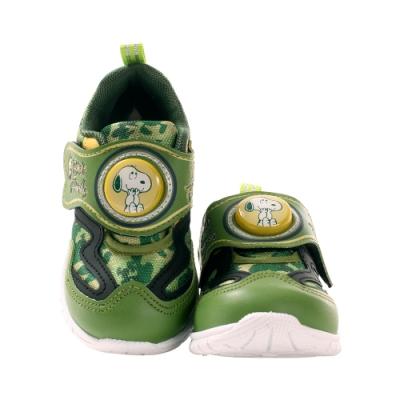 台灣製史努比閃燈運動鞋 sa95145 魔法Baby
