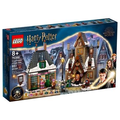 樂高LEGO 哈利波特系列 - LT76388 Hogsmeade Village Visit