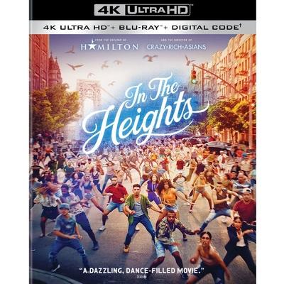 紐約高地 In the Heights 4K UHD + BD