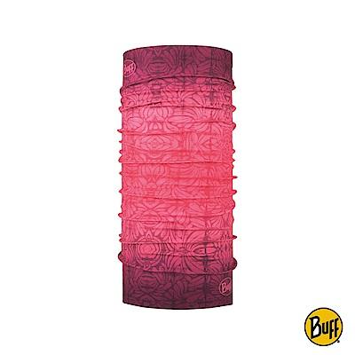 【西班牙BUFF】經典頭巾 Plus-番紅之戀