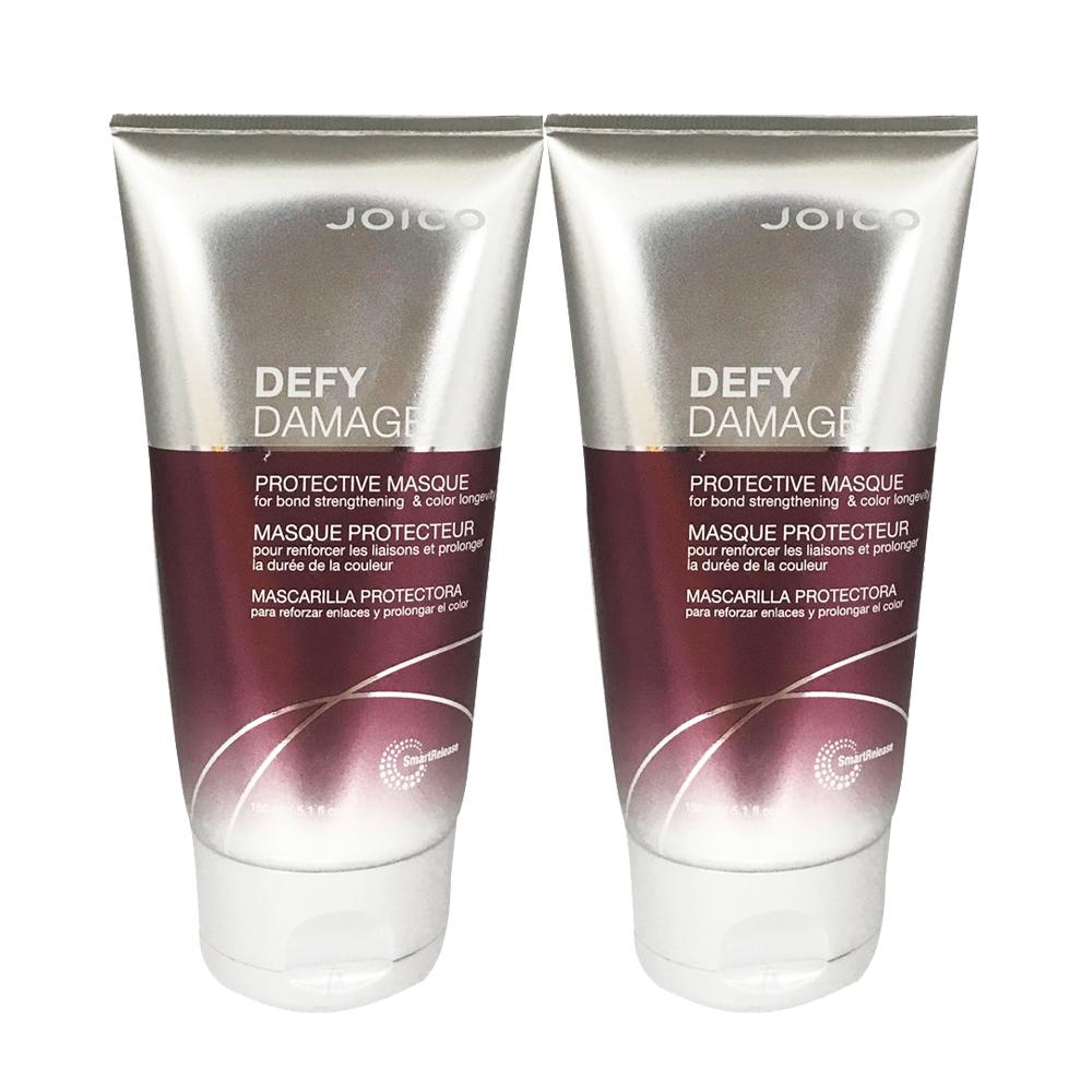JOICO禦髮系列 鏈鍵強化鎖色髮膜150mlx2