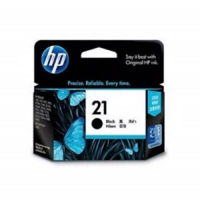 HP C9351A 原廠黑色墨水匣 NO:21