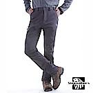 Skywalkers修身型防寒保暖軟殼褲(黑橄綠)