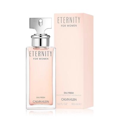 Calvin Klein ETERNITY FOR WOMEN 永恆瞬間女性淡香精50ml EDP-香水公司貨