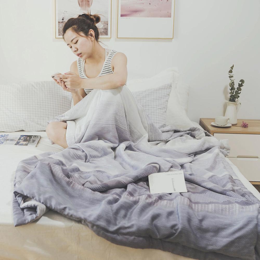 絲薇諾 天絲涼被-菫色物語(150×195cm)