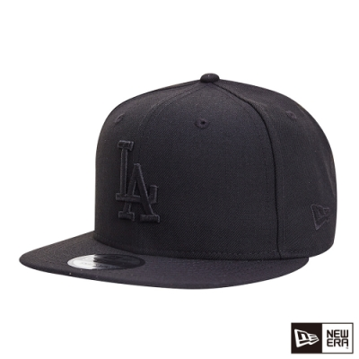 NEW ERA 9FIFTY 950 MLB BLACK ON 道奇 黑 棒球帽