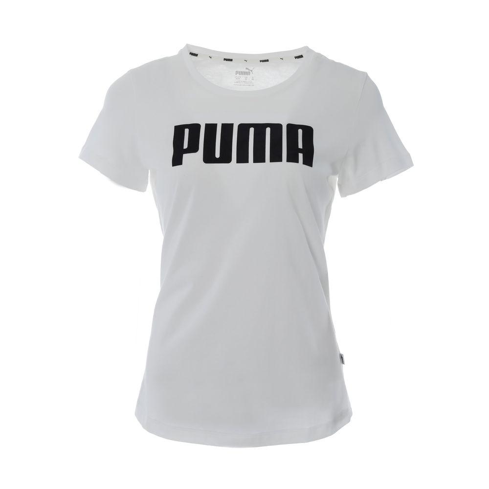 【PUMA官方旗艦】基本系列PUMA短袖T恤 女性 85478202