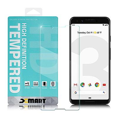 Xmart for Google Pixel 3 薄型 9H 玻璃保護貼