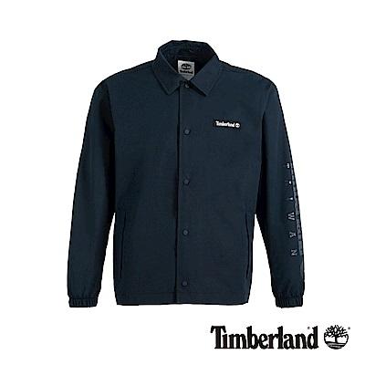 Timberland 男款藍色外套|A1YJ1