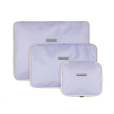 SUITSUIT Fabulous Fifties 尼龍 盥洗包套組SML-薰衣草紫
