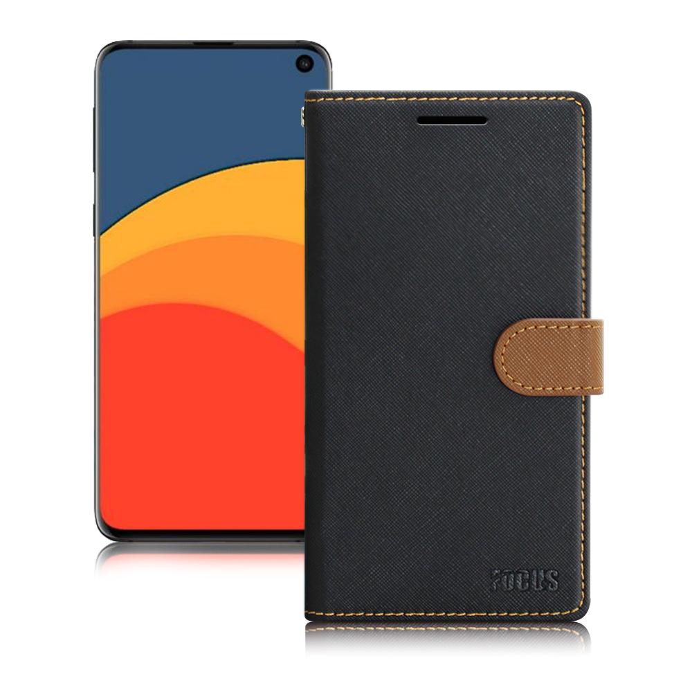 FOCUS for Samsung Galaxy S10E 糖果繽紛支架皮套