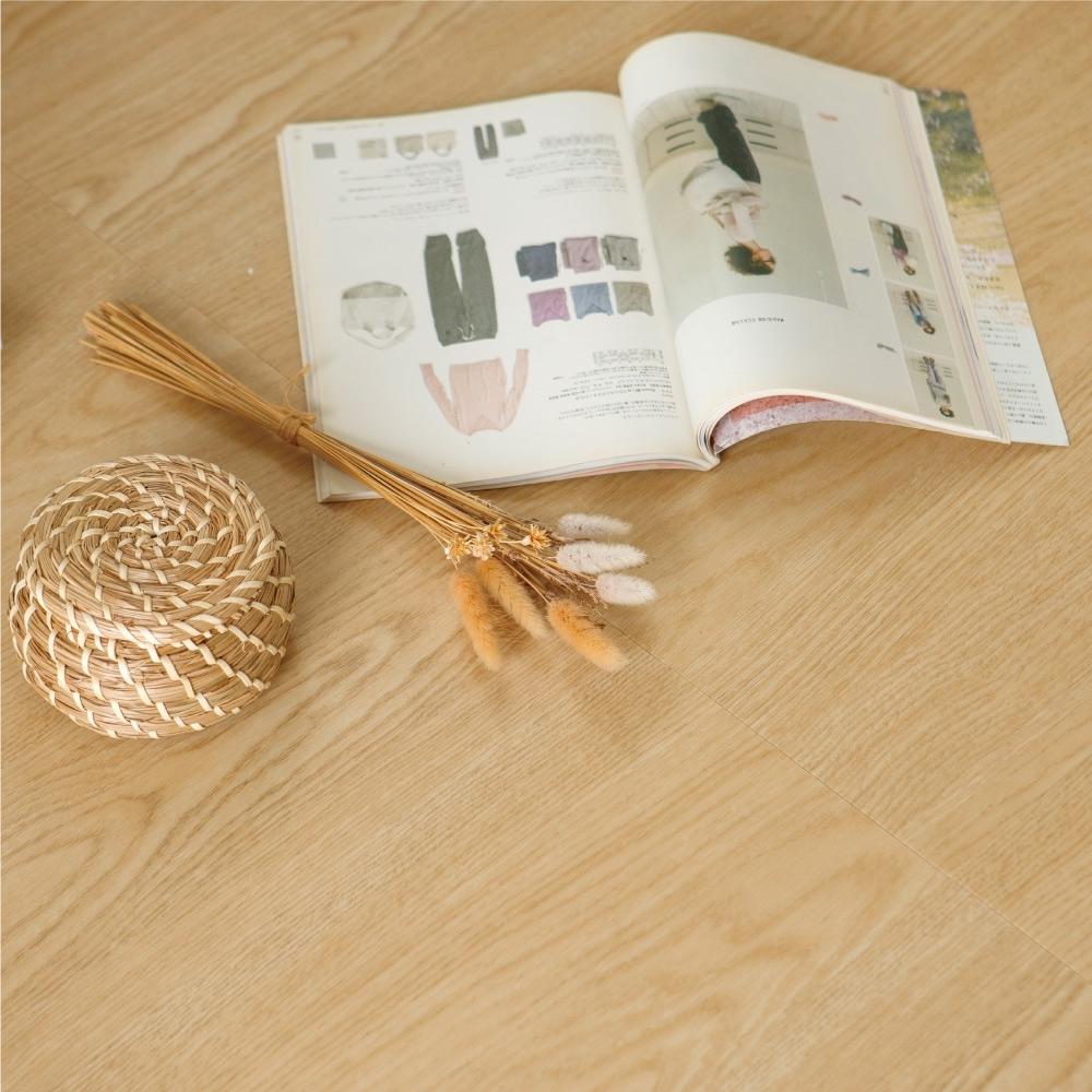 (10片入/組)韓國製木紋崔勾地板/木地板/木紋地板貼(6色) 完美主義