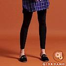 GIORDANO 女裝Beau-warmer plus+彈力舒適極暖褲-08 黑色