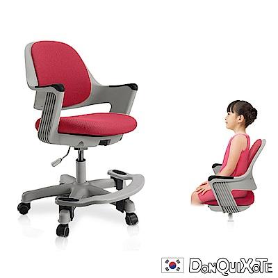 DonQuiXoTe-韓國原裝PETIT多功能學童椅-紅