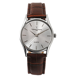 Valentino Coupeau時尚典雅風腕錶 (三色選一)