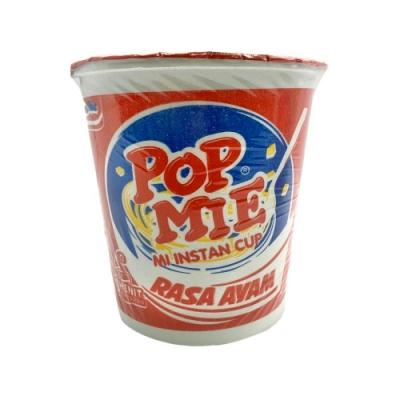 POP MIE 香蔥雞肉風味杯湯麵(72g)