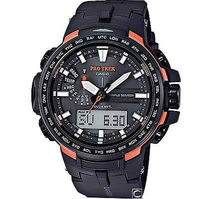CASIO PRO TREK  全方位登山錶(PRW-6100Y-1)