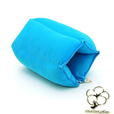 采棉居寢飾文化館 3M多功能手枕(藍) 2入