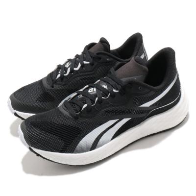 Reebok 慢跑鞋 Floatride Energy 女鞋 輕量 透氣 舒適 避震 路跑 健身 黑 白 FX8652