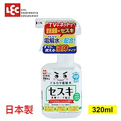 日本LEC 激落倍半碳酸鈉電解水一般型 320ml