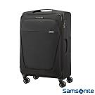 Samsonite新秀麗 29吋B-Lite商務型大容量飛機輪可擴充布面TSA行李箱(黑)