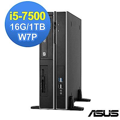 ASUS ESC500 G4 SFF i5-7500/16G/1TB/W7P
