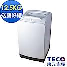 TECO東元12.5公斤單槽洗衣機W1258FW