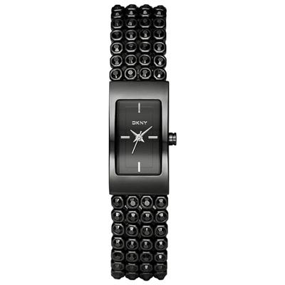 DKNY 低調奢華時尚名媛腕錶(NY8046)-17mm