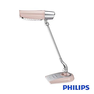 飛利浦 PHILIPS LIGHTING_美光廣角LED護眼檯燈FDS980-粉紅色
