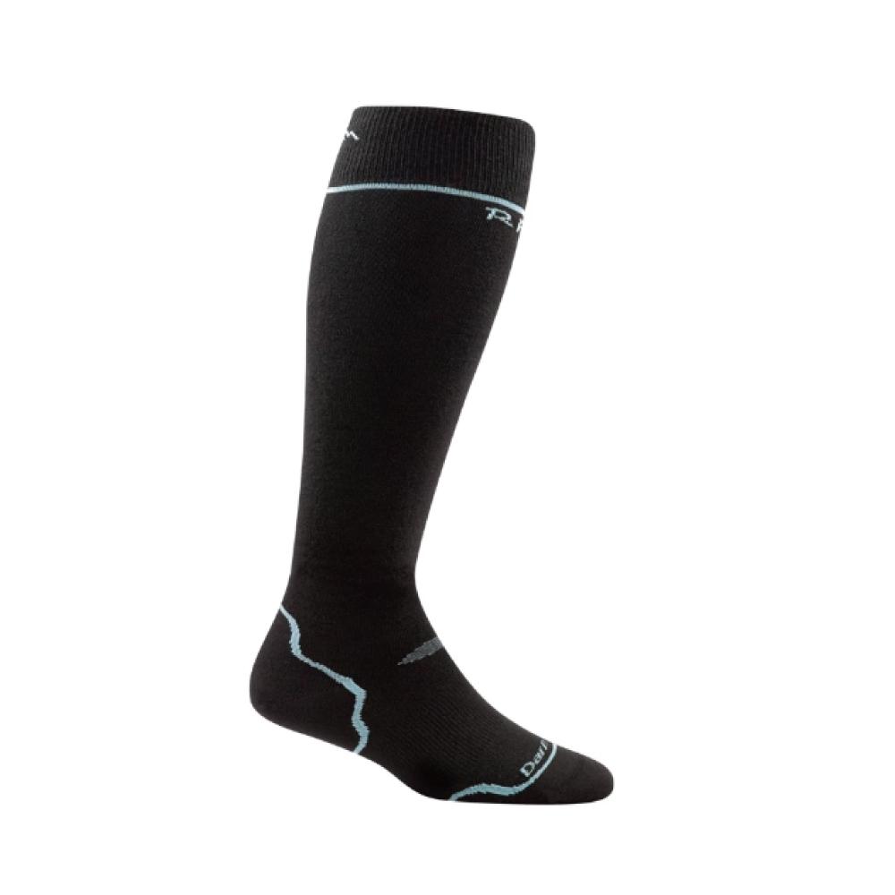 【美國DARN TOUGH】女羊毛襪THERMOLITE滑雪襪(隨機)