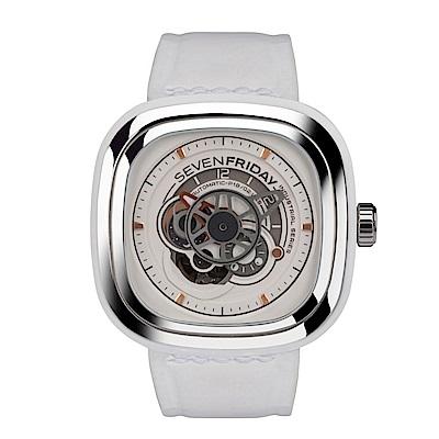 SEVENFRIDAY P1B-2 潮流新興瑞士機械腕錶