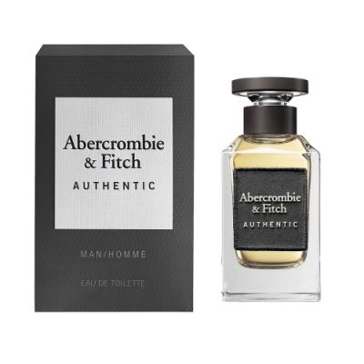 Abercrombie & Fitch A&F 真我男性淡香水50ml