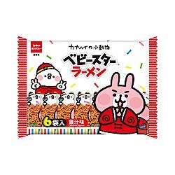 OYATSU優雅食 點心餅-卡娜赫拉的小動物中雞汁分享包(45gx6包)