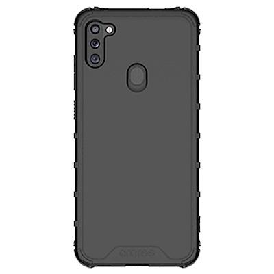 Samsung M11 三星原廠 MKDLAB 握感背蓋 (透明 / 紅 / 黑)