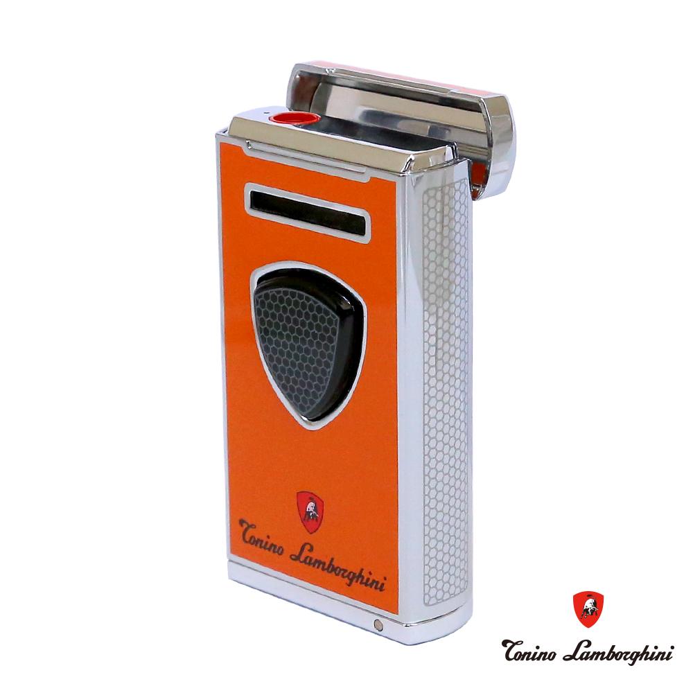 藍寶堅尼Tonino Lamborghini PERGUSA LIGHTER打火機(橘)