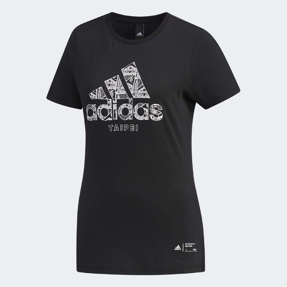 adidas 城市T KC Tee BC TP 女款