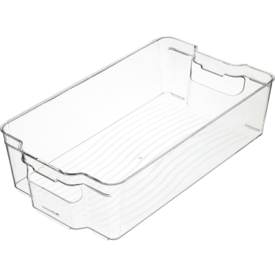 《KitchenCraft》透明冰箱收納盒(37.5cm)
