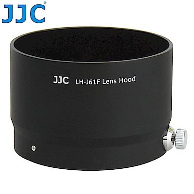 JJC副廠Olympus遮光罩LH-61F(黑色,金屬)