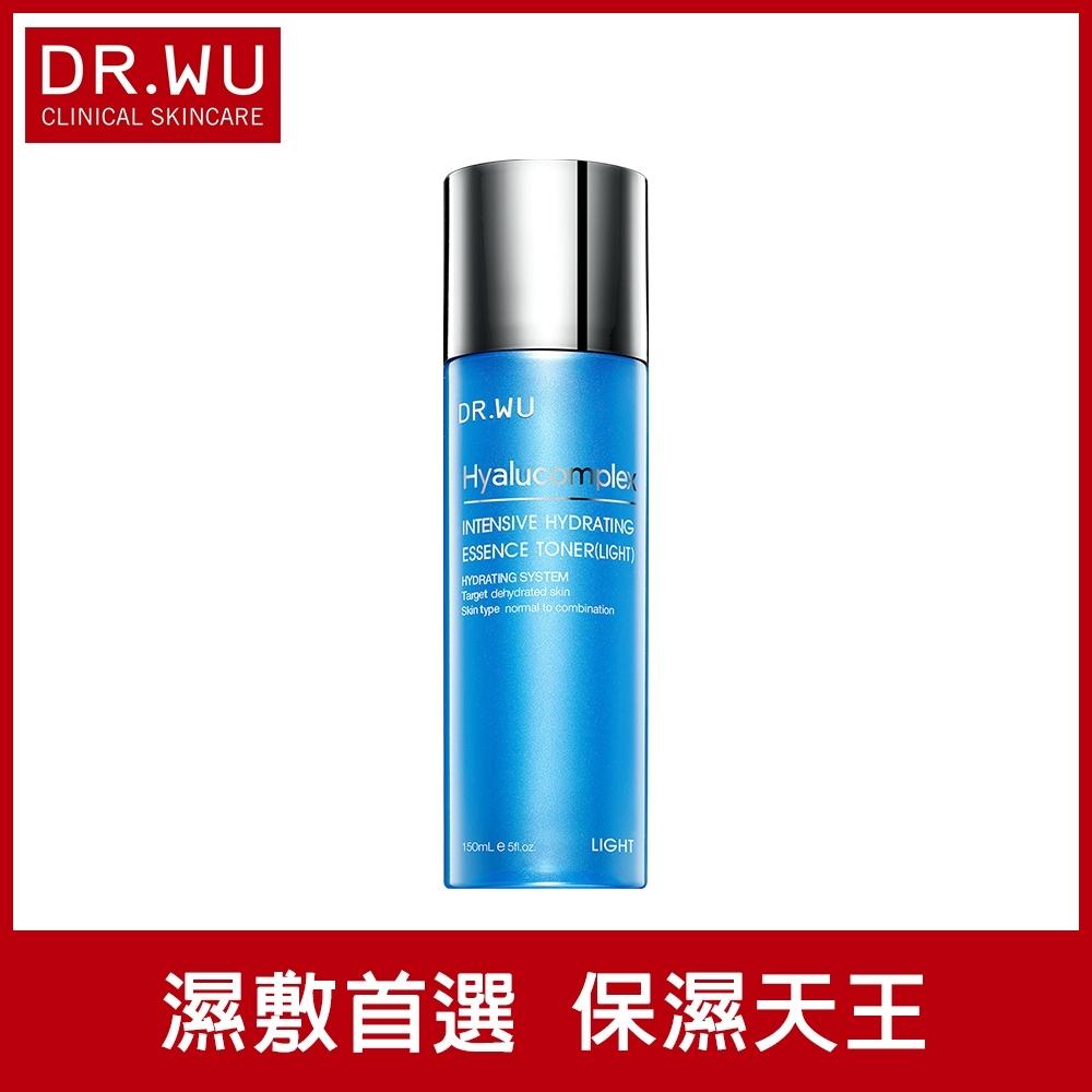 DR.WU玻尿酸保濕精華化妝水(清爽型)150ML