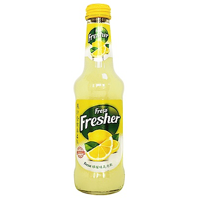 Fresa 檸檬味氣泡飲(250ml)