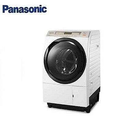 Panasonic國際牌 11KG 變頻滾筒洗脫烘洗衣機 NA-VX88GR 右開